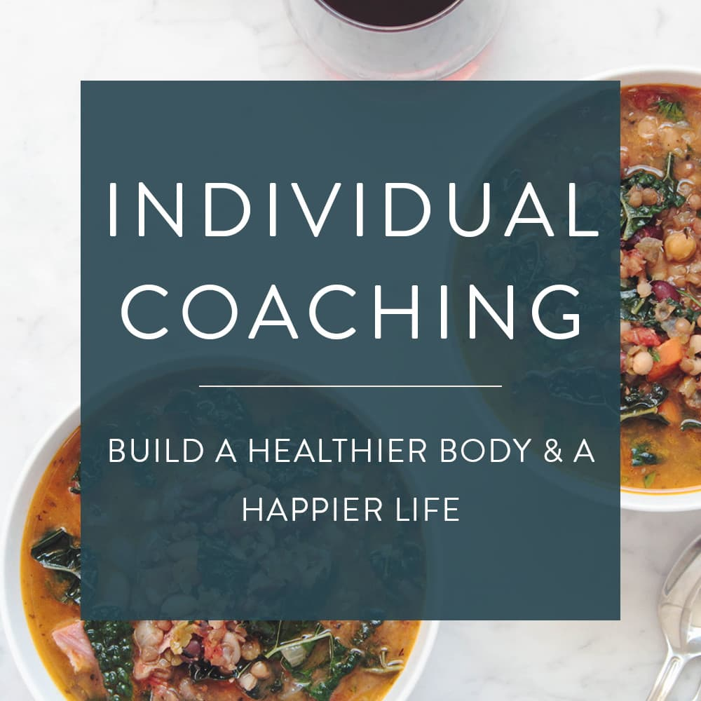 Coaching - Happier Body Healthier Life